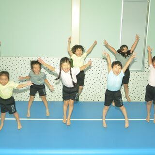 四街道体操教室!夏の短期教室【VIALEジュニアスクール会…