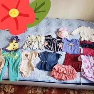 子供服70~90 girls