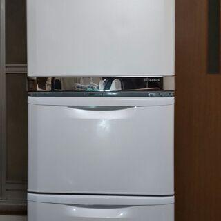 ★無料★三菱電機 3ドア冷蔵庫 引き取り歓迎 まだ現役