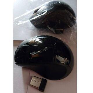 【新品ジャンク】小さい 無線マウス 2個セット