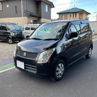 総額 14.8万円 スズキ ワゴンR FX 車検2年付き タイミングチェーン 機関良好 内外装綺麗  - 所沢市