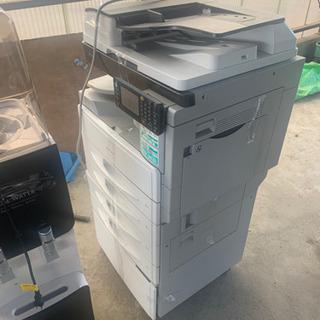 白黒コピー機  MP1601  完動品