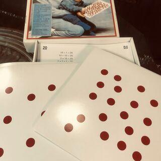 ドーマン博士のドッツカード、勉強法DVD(60分)