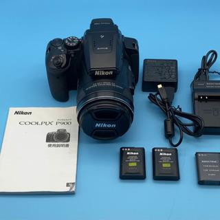 【ネット決済・配送可】ニコン Nikon COOLPIX P90...