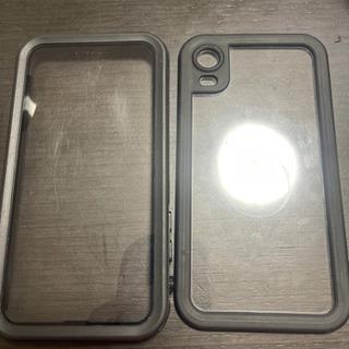iPhone XR 256GB 美品 SIMロック解除済 付属品未使用