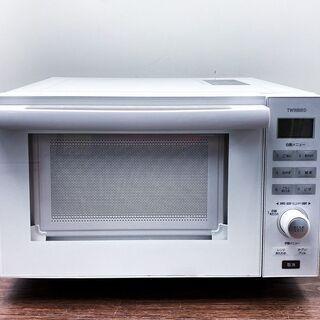 【ハッピー西葛西店】オーブンレンジ 600W 18L フラットテ...