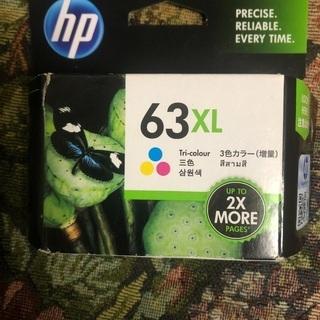 HP カラーインクカートリッジ