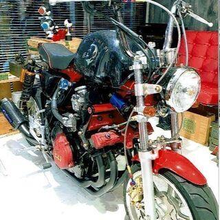 ホンダ ゴリラ 改 ヤマハジールエンジン 250cc