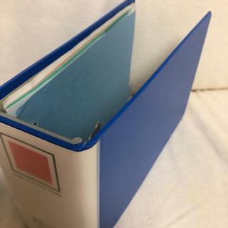コクヨB6パイプファイル 5cm - 東近江市