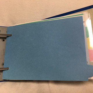 コクヨB6パイプファイル 5cm - その他