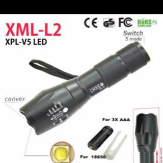 LED ライト 5回ほど使用
