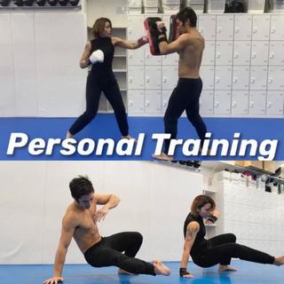 【パーソナルトレーニング】ダイエット、ボディメイク、姿勢改…