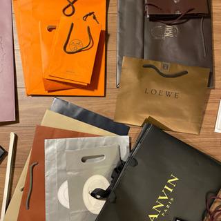各種ブランド紙袋