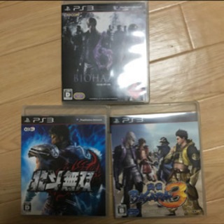 PS3 ソフト