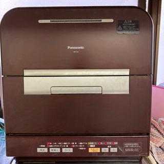 【ネット決済】Panasonic  NP-TS1 食器洗い乾燥機