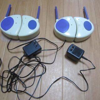 ワイヤレスインターホン 非常に便利です