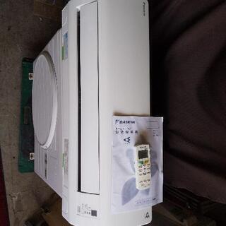佐賀中古エアコン、ダイキン2013年2.2KW168番税込 - 売ります・あげます