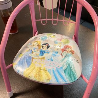 子供マメ椅子