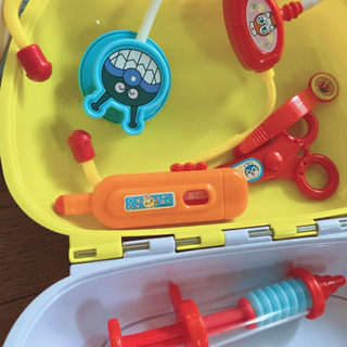 (お取引中)今週末までお値下げ延長!アンパンマン  おもちゃ - 名古屋市