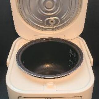 3合炊き炊飯器 - 家電