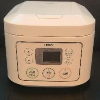 3合炊き炊飯器の画像