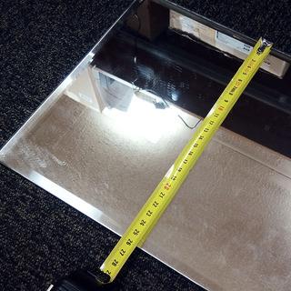 「値下げ 100円」IKEA ガラス鏡 中型 姿見 − 東京都