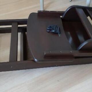 チャイルドチェア 子供用イス テーブル付き − 東京都