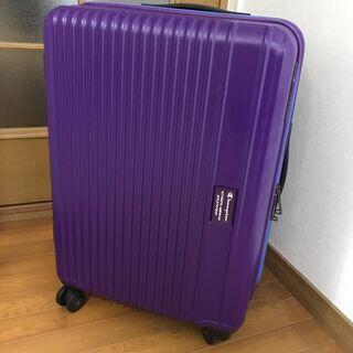 【ネット決済】チャンピオンの大型スーツケース(未使用品)