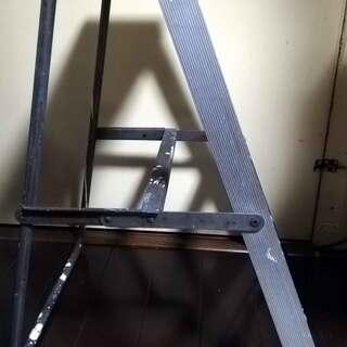 Toshin ◆ エバーステップ A-06 脚立 高さ 60cm ◇ 踏み台 ステップ ハシゴ ◇ 折り畳み式 アルミ製 ◆日本製 - 大津市