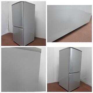 配送料無料エリアあります(*^^*)!SHARP☆ファン式冷蔵庫☆SJ-14-S☆137L - 売ります・あげます
