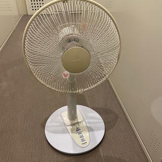 東芝扇風機 (2002年製) 取りに来ていただける方限定
