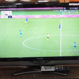 【ネット決済】【激安】シャープ 液晶カラーテレビ 32型 201...