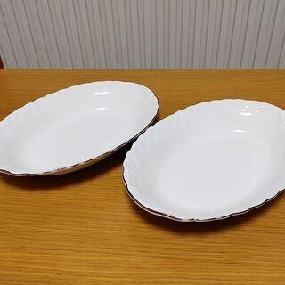 カレー皿2枚セット