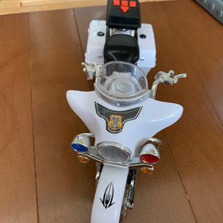 【ネット決済】バイクのおもちゃ 音が鳴ります