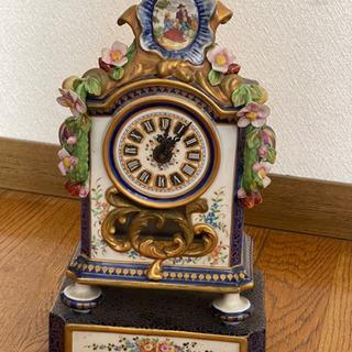 イタリア製 アンティーク時計