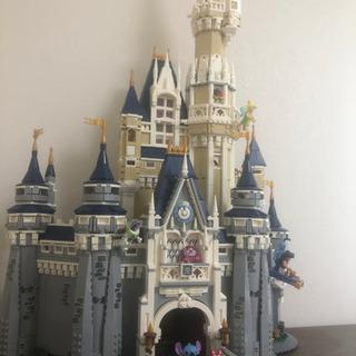 レゴ互換 シンデレラ城