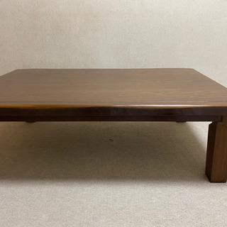 折り畳み座卓 ローテーブル