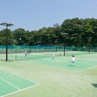【テニス】8/8に一緒にプレイしてくれる人を募集します!