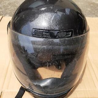 バイク用ヘルメット【中古品】