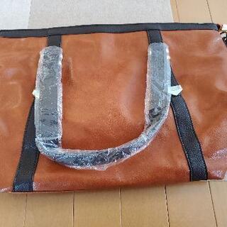 【新品未使用】トートバッグ約40×30cm