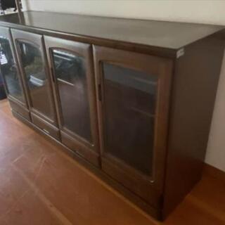 【無料・譲ります】食器棚 サイドボード 176cm x 95cm - 家具