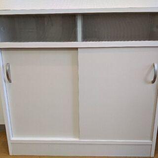 薄型食器棚