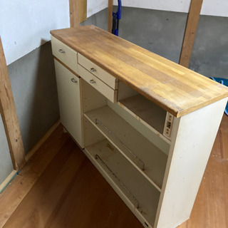 折り畳めるデスク - 家具