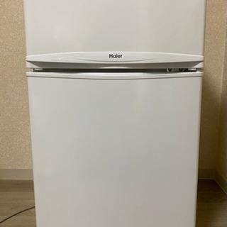 Haier ノンフロン冷凍冷蔵庫 2ドア【2019年製】
