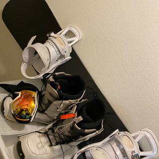 【値段要相談】スノーボードグッズ一式