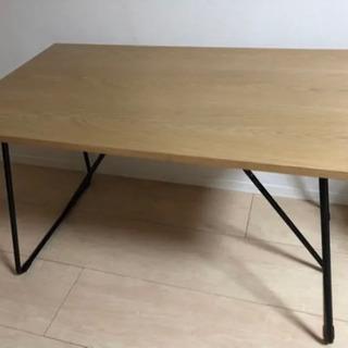 無印 折りたたみテーブル