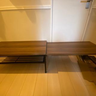 テーブル 伸長式