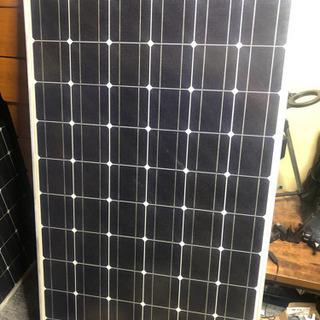 太陽光パネル190W 1枚