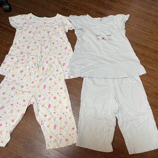 《予定者決定》女の子150㌢綿パジャマ 160㌢Tシャツ - 一宮市