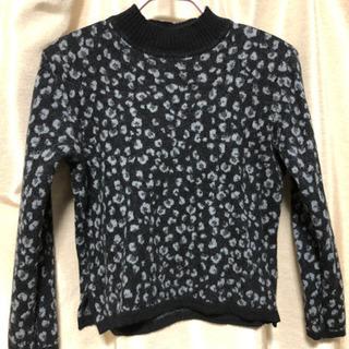 S ウールマークのセーター